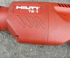 HILTI Bosch's black decker Drill